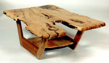 Steve Collects Wood, And Turns It Into Museum Quality Pieces Of Art/ Furniture.