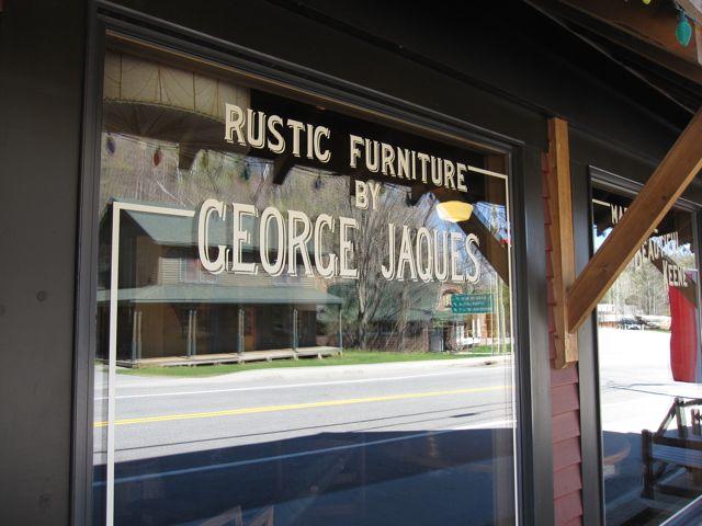 Dartbrook Rustic Goods, Keene, NY
